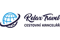 logo relax travel