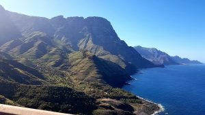Gran Canaria – západní pobřeží