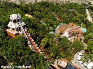 Siam-Park- Drak