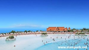 Siam Park - Beach
